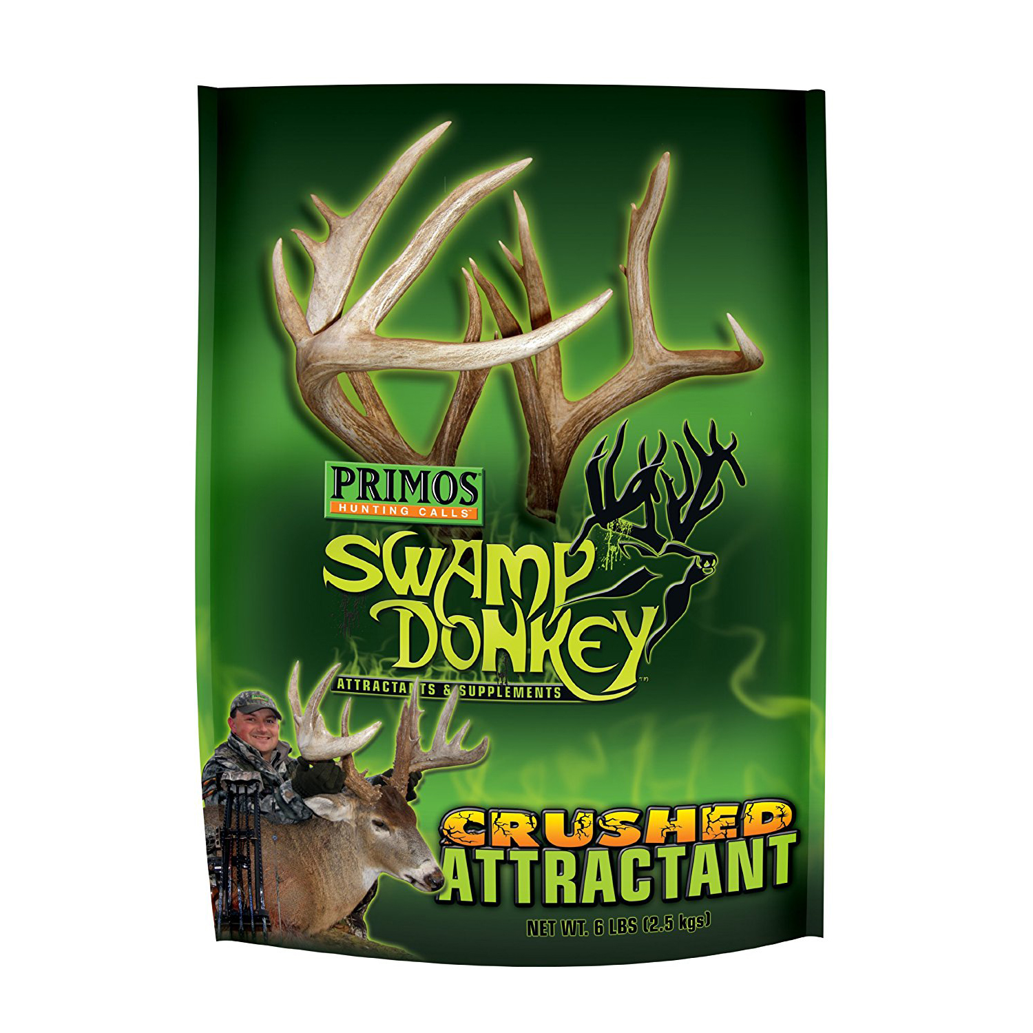 Primos Crushed Attractant - 6 lb. bag 58521