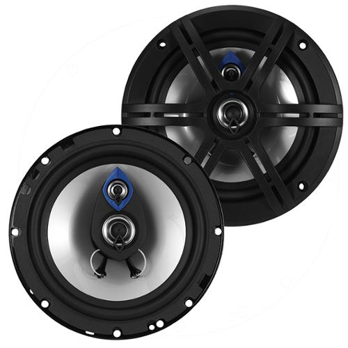 "Planet Audio PL63 Planet Pulse Series 6.5"" 3-way Speakers"