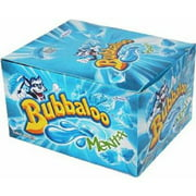 Product Of Bubbaloo, Chewing Gum Menta (Menthol), Count 50 - Gum / Grab Varieties & Flavors