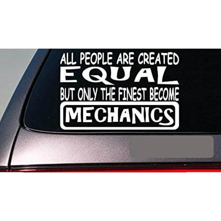 Mechanics all people equal 6