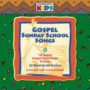 Gospel Sunday School Songs: 15 Classic Gospel-Style Songs for Kids (Audiobook)