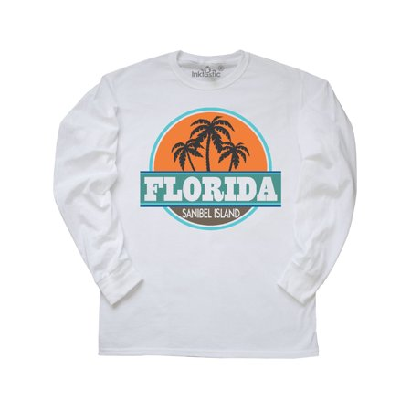 Sanibel Island Florida beach cities Long Sleeve
