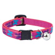 "Lupine Collars and Leads 74727 1/2"" Cat Collar with Bell"