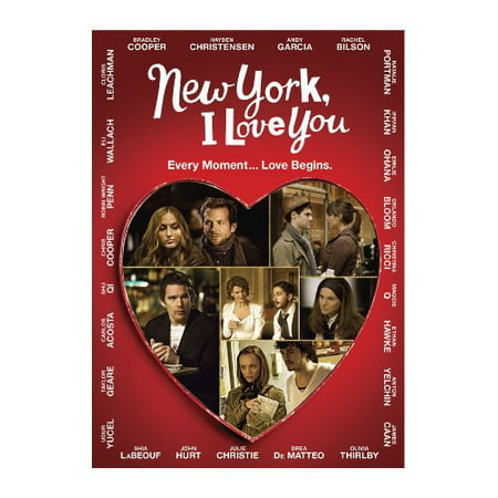 New York, I Love You (DVD) (New York From Flava Of Love 2016)