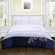 Impressions Bernie Cotton 3-Piece Duvet Cover Set