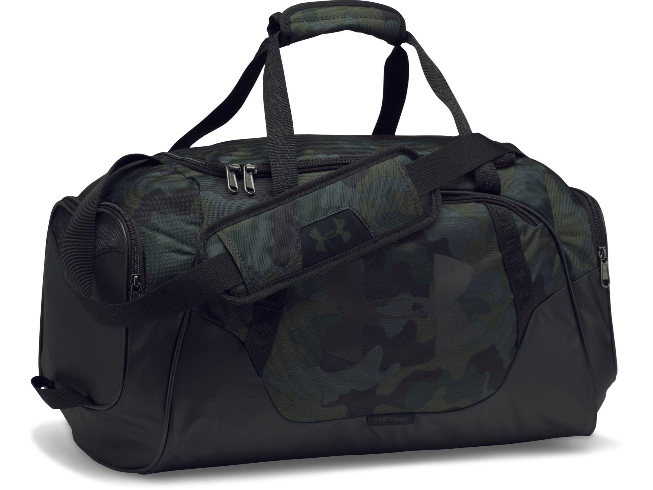 Under Armour UA Undeniable 3.0 Small Duffle Bag Desert Sand Black by Under Armour