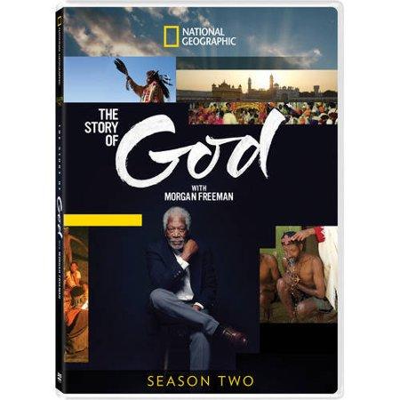 The Story Of God With Morgan Freeman  Season Two