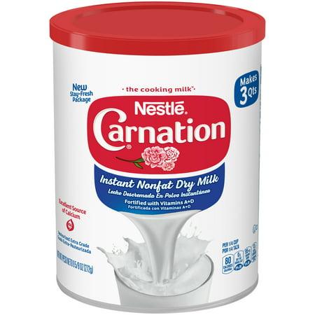 (2 pack) Carnation Instant Nonfat Dry Milk 9.63 oz,