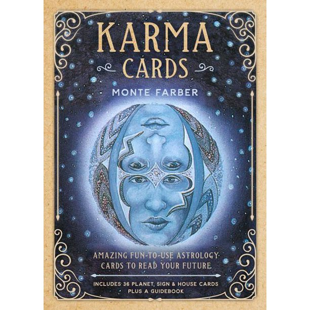 Karma Cards: Amazing Fun-To-Use Astrology Cards to Read Your Future (Other)