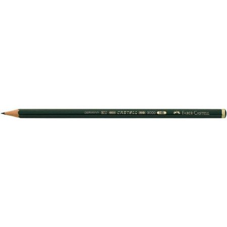 Alvin FC119000 Castell 9000 Pencil Hb