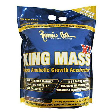 Ronnie Coleman Signature Series King Mass XL - Dark Chocolate - 15 lbs - Walmart.com