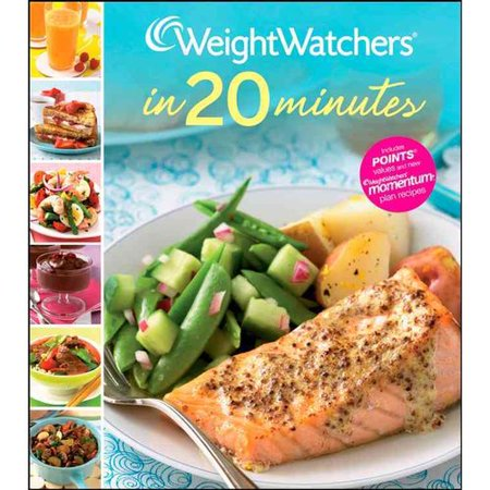 Weight Watchers In 20 Minutes  250 Fresh  Fast Recipes