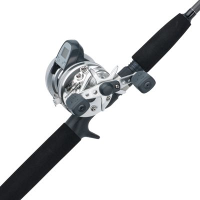 Abu Garcia Ambassadeur S Line Counter Reel and Fishing Rod Combo by Abu Garcia