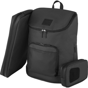 TRIBECA BLACK BACKPACK FOR 16IN