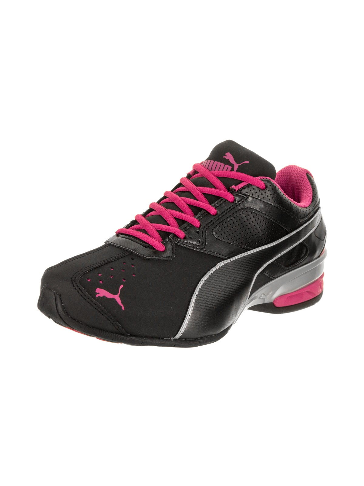 Puma Women's Tazon 6 FM - Wide Fit Running Shoe
