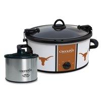 NCAA Crock-Pot with Little Dipper - Texas Longhorns