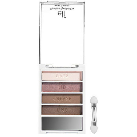 E L F  Essential Flawless Eyeshadow  21629 Blushing Beauty  0 21 Oz
