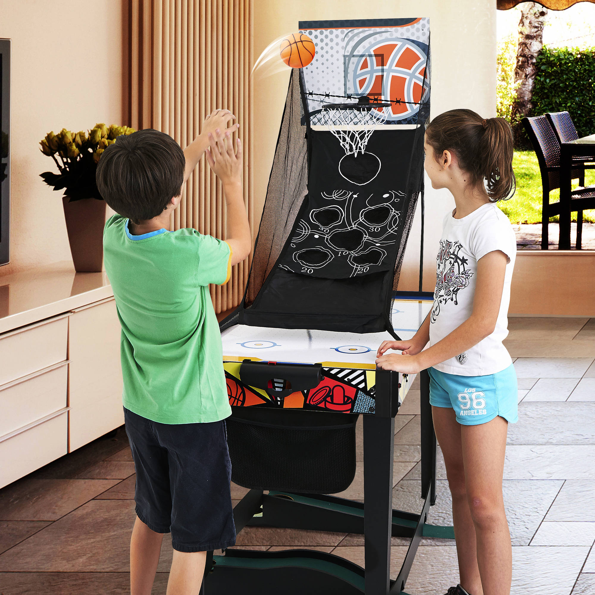 48 12 In 1 Multi Activity Combination Game Table