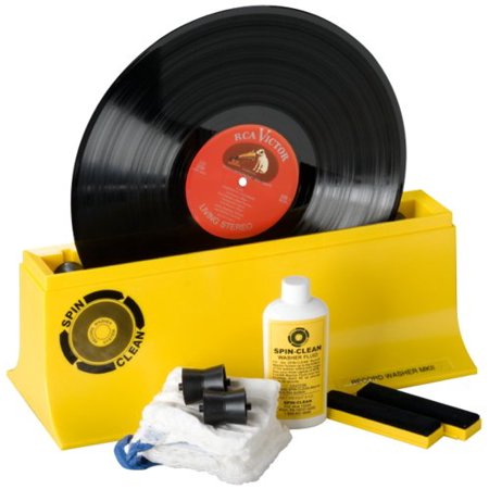 - SPIN-CLEAN - STARTER KIT RECORD WASHER SYSTEM Mk2