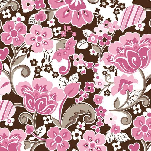Gabrielle Pink Flower