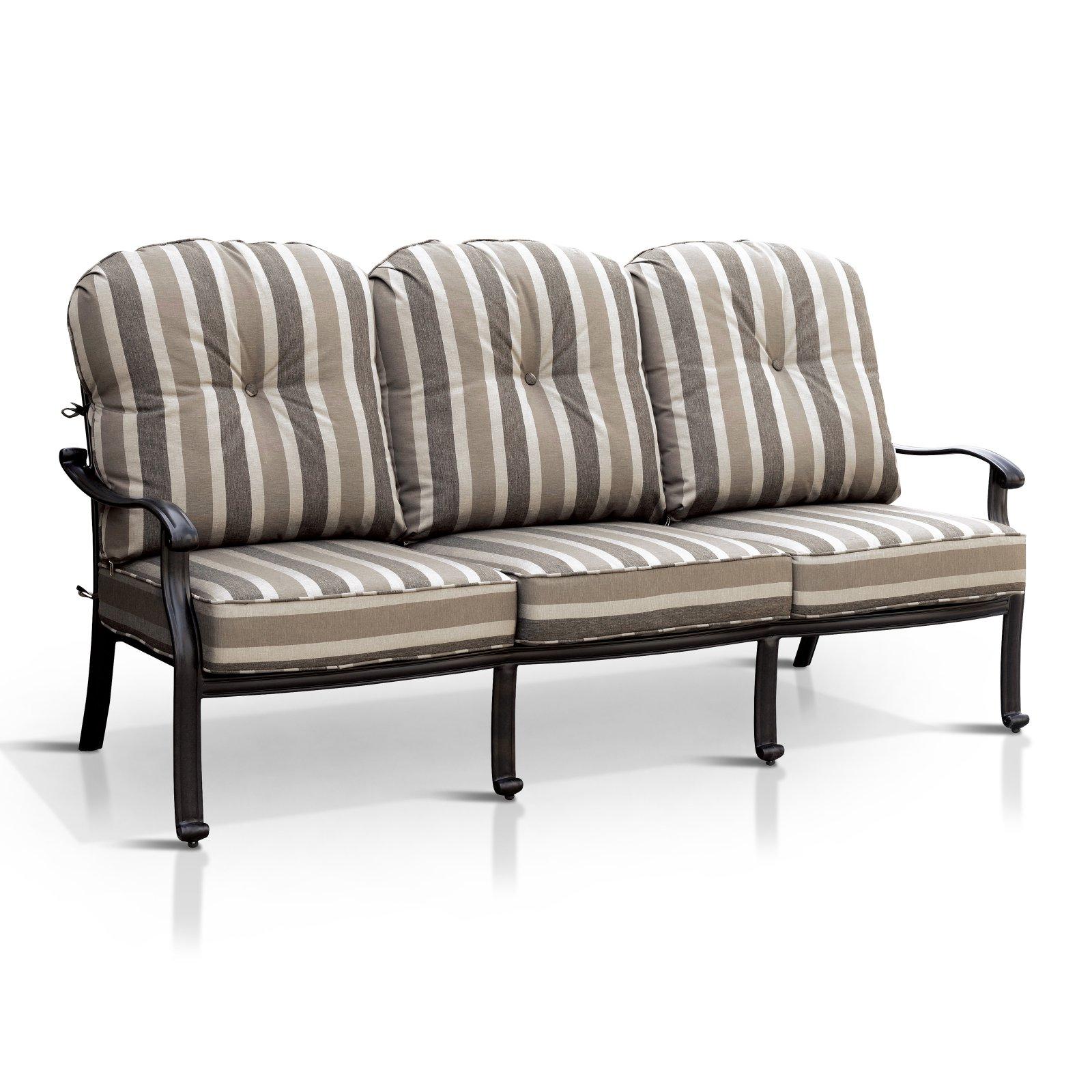 Furniture of America Alline Outdoor Sofa