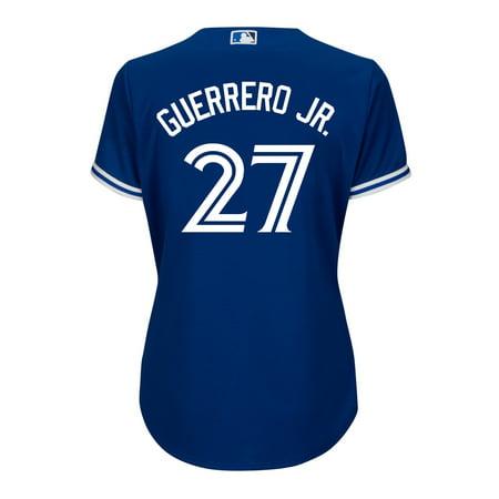 Women's Vladimir Guerrero Jr. Toronto Blue Jays MLB Cool Base Replica Away Jersey - image 2 of 2