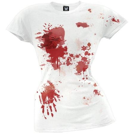 Halloween Blood Splatter Juniors