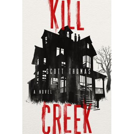 Kill Creek - eBook WINNER OF THE RIDLEY SCOTT/LAUNCHPAD MANUSCRIPT COMPETITION: Kill Creek was one of the final selections (top 5%) in the Inkshares contest with top Hollywood platform Launchpad, mega-manager Brooklyn Weaver, and acclaimed producer-director Sir Ridley Scott. 2) HOLLYWOOD INTEREST: Kill Creek has already garnered strong interest in the Hollywood rights market, including from top agents and producers. These agents and producers have noted the recurring strength of the audience in the horror market and the psychological horror sub-genre in particular. Inkshares expects to lock a film deal prior to publication. 3) AMERICAN HORROR STORY: ROANOKE meets FINDING FORRESTER: with clear adaptation potential to the big screen, Kill Creek offers a unique blend of primitive fear-inducing classic horror and passion for the nuances of the literary world. 4) LIFELONG FAN & CONTRIBUTOR TO THE HORROR GENRE: Thomas was born and raised in a small town in Kansas, a place with its fair share of dark legends and supernatural activity, and an inspiration for Kill Creek. Recently, he co-wrote the MTV horror trilogy My Super Psycho Sweet 16 and was nominated for a Daytime Emmy for his work on R.L. Stines The Haunting Hour.