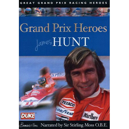 James Hunt: Grand Prix Hero (DVD)