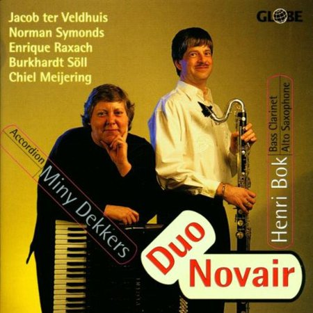 Works for Bass Clarinet or Alto Saxophone & Accordion