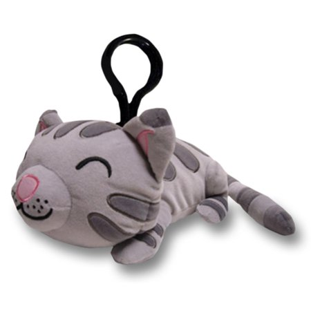 Big Bang Theory - Soft Kitty Backpack Clip Keychain - (Soft Kitty Warm Kitty Big Bang Theory)