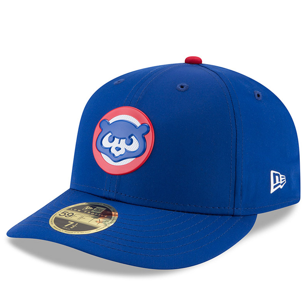 Chicago Cubs New Era 2018 On-Field Prolight Batting Practice Low Profile 59FIFTY Fitted Hat - Royal