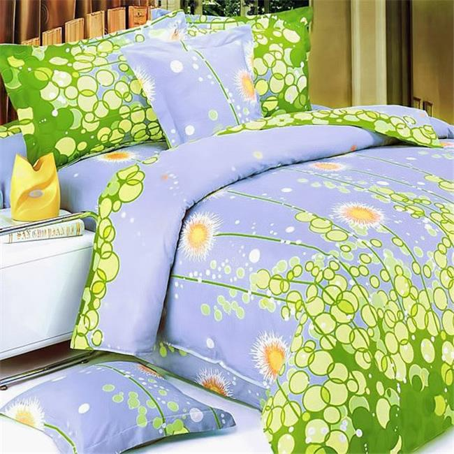 MINICFRS-MH38-1/CFR01-1 Dandelion Dream Luxury 3 Piece Twin Mini Comforter Set Combo 300GSM