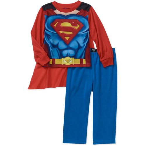 Dc Comic's Baby Boys' Superman 3 Piece C