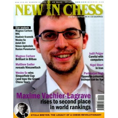 New In Chess 6 2016  Read By Club Players In 116 Countries