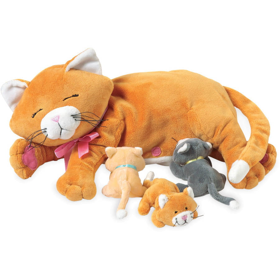 Click here to buy Manhattan Toy Nursing Pets Nursing Nina Plush Toy by Manhattan Toy.
