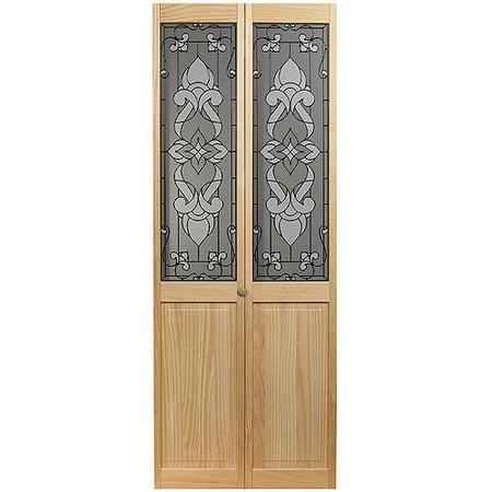 AWC 517 Eternity Glass Bifold Door Bi Fold Door Track