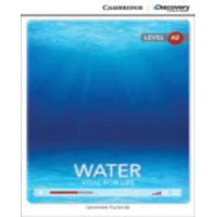 Cambridge Discovery Interactive Readers: Water: Vital for Life Low Intermediate Book with Online Access (Other)