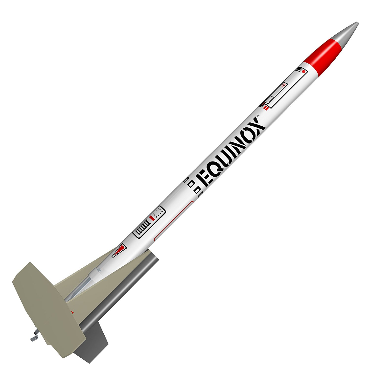 Equinox Model Rocket Kit..., By Estes Ship from US by