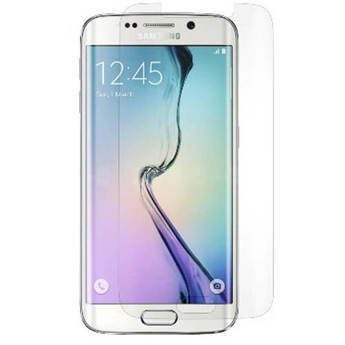 Mundaze Tempered Glass Clear Screen Protector for Samsung Galaxy S6 edge