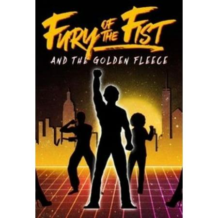Fury of the Fist (DVD)](The Hulk Fist)