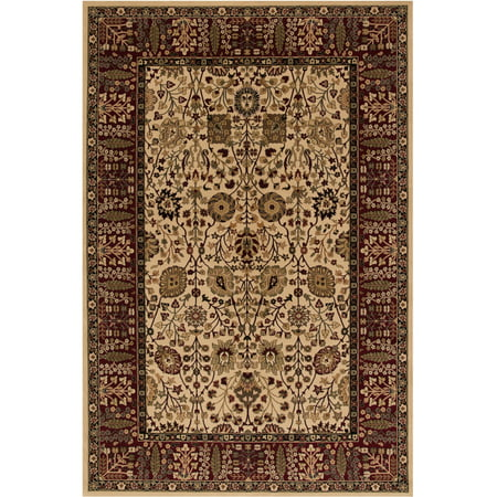 Concord Global Trading Persian Clics Collection Vase Area Rug