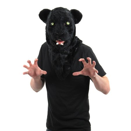 Mouth Mover Mask (Panther Mouth Mover Adult Costume)