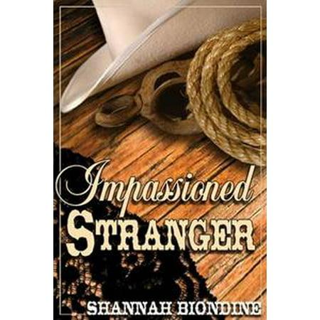 Impassioned Stranger - eBook