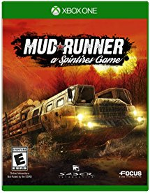 Focus Home Interactive Spintires: MudRunner (Xbox One) by MAXIMUM GAMES