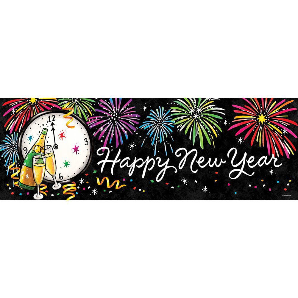 Custom Decor Signature Sign - New Year's Eve - Walmart.com ...