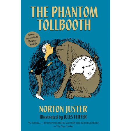 The Phantom Tollbooth (Anniversary) (Paperback) (The Phantom Of The Tollbooth)