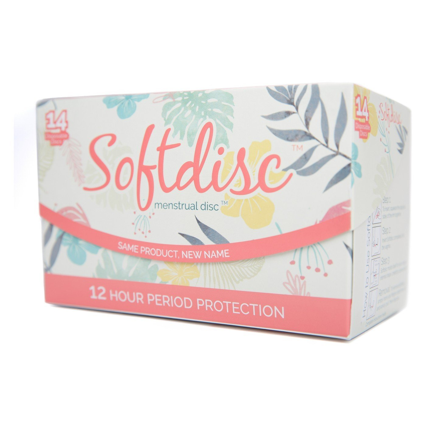 Softdisc Menstrual Discs - 14ct