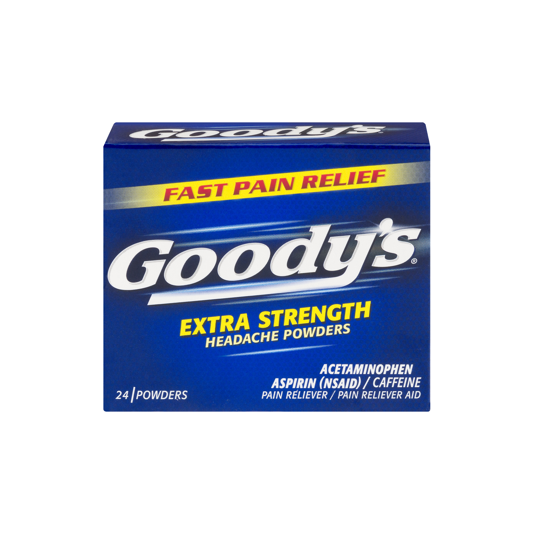 Goody's Extra Strength Headache Powders - 24 CT