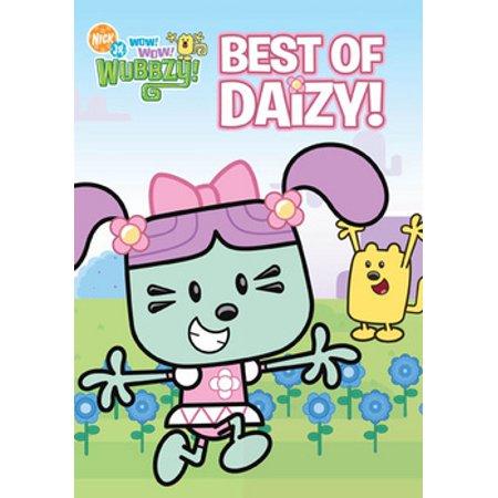Wow Wow Wubbzy: Best of Daizy! (DVD)